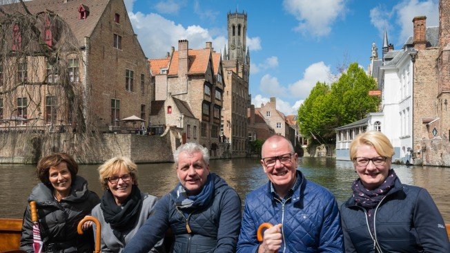 Foto van Alliance Jubileum celebration in Bruges on the 24th and 25th April 2017